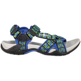 CMP Campagnolo Hamal Chaussures de randonnée Enfant, zaffiro